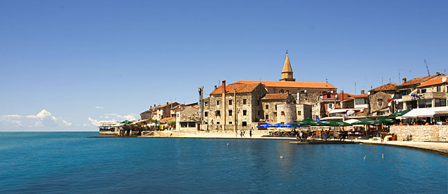 Holidays in Umag
