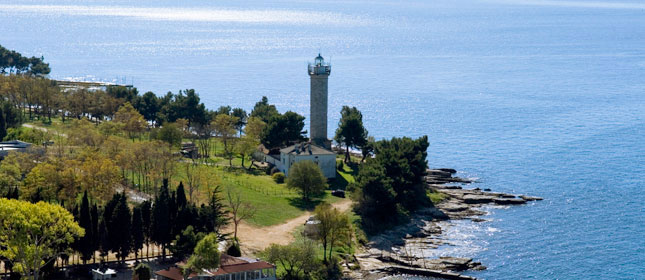 Savudrija lighthouse, Istria