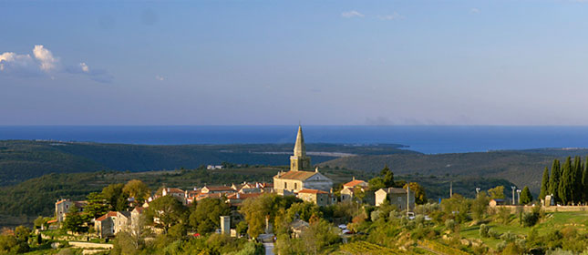 Naural attractions in Istria