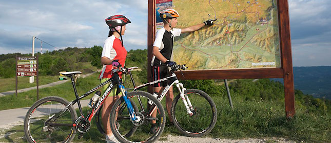 Istria Bike Guide