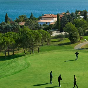 Istra golf course