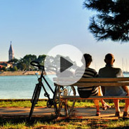 Novigrad - in all the colours of Istria